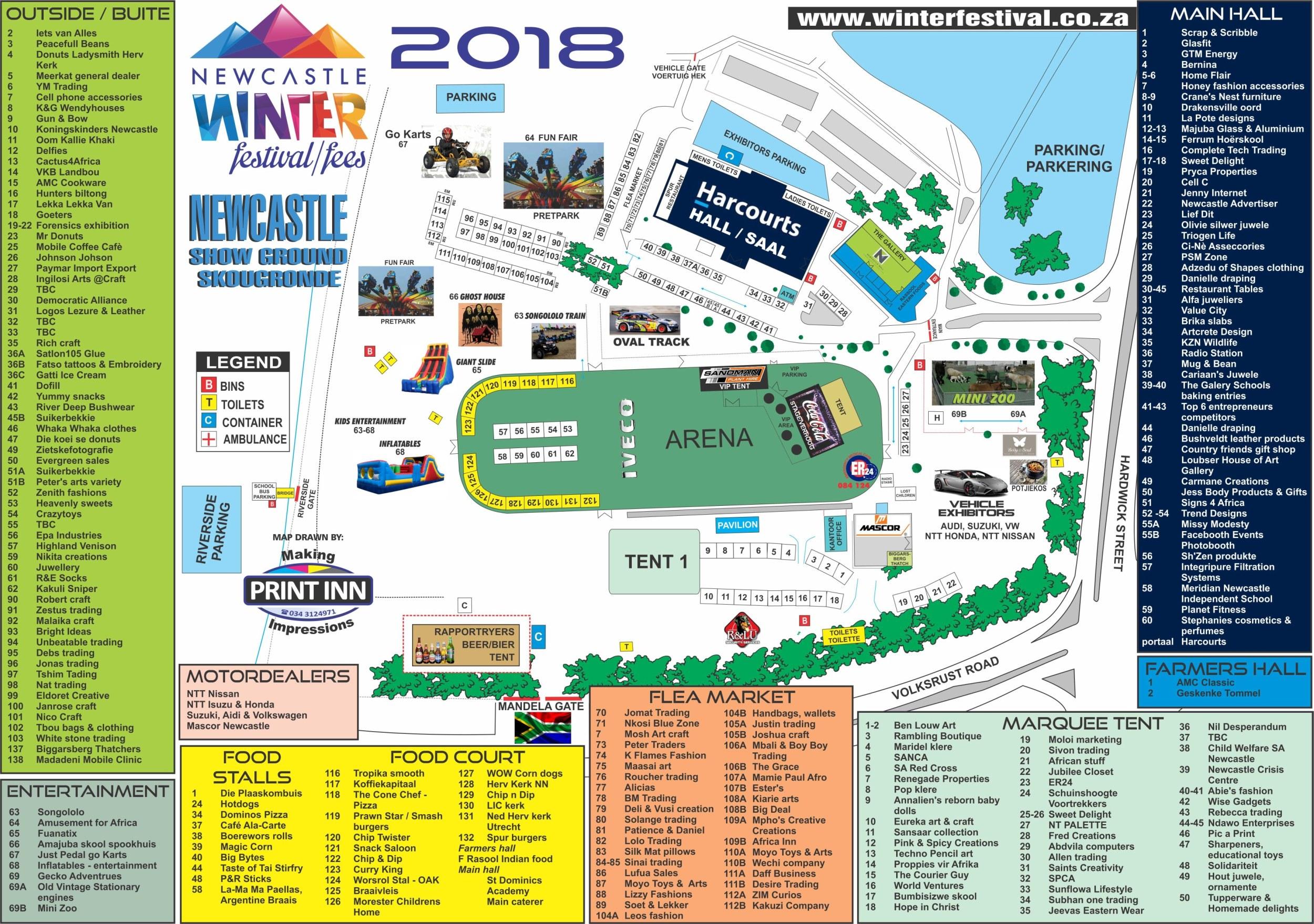 Showgrounds Plan